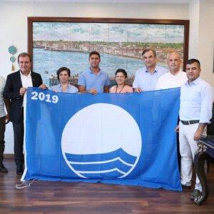 Büyükşehir, 2020 İçin Mavi Bayrak Çalışmalarını Başlattı
