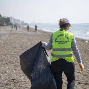 Mersin Büyükşehir İle Mezitli Belediyesi Tece Sahili İçin El Ele Verdi