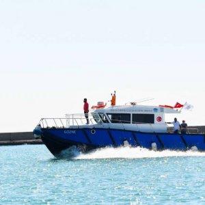 Mersin' de Denizi Kirleten Gemilere Ceza